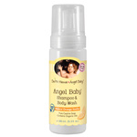 Earth Mama Angel Baby Shampoo and Body Wash