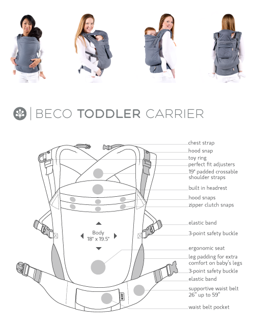 Toddler Features